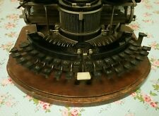 Hammond Multiplex Typewriter