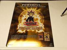 Yu-Gi-Oh CCG Pharaonic Guardian High Quality Promo Poster!! Upper Deck