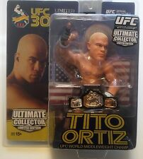 2013 Round 5 UFC Ultimate Collector Limited Edtn Tito Ortiz Championship Figure!