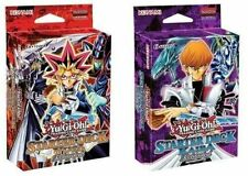 Yugioh Yugi & Kaiba Reloaded 1st Edition Starter Deck SET Brand New Sealed