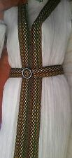 Ethiopian,Eritrean,Habesha Hand Made,100% cotton,custom Dress. Free shipping.