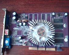 AGP card GeForce FX 5200 DDR 128MB GF05200A8D11G-MP4AIA PNY FX5200 PNY Tech
