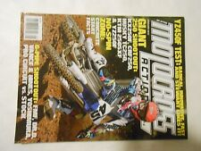 JANUARY 2010 MOTOCROSS ACTION MAGAZINE,250 SHOOTOUT KX250F,CRF250,HUSKY TC250,KT