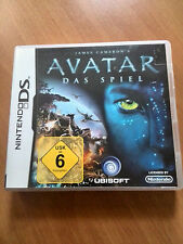 NINTENDO DS SPIEL   James Cameron's Avatar: Das Spiel