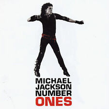 Number Ones by Michael Jackson (CD, Nov-2003, Sony/Epic)
