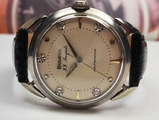Vintage Bulova Diamond Dial: Cal. 10BZAC 10K Gold Filled Case  23 Jewels 1969