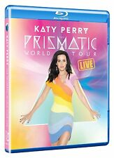 KATY PERRY PRISMATIC WORLD TOUR LIVE BLU-RAY DISC (October 30th 2015)