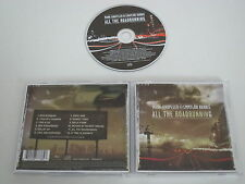 MARK KNOPFLER & EMMYLOU HARRIS/ALL THE ROADRUNNING(MERCURY  987 7385) CD ALBUM