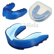 1PCS Plasticity Gum Shield Mouth Guard Piece Teeth Protector Boxing Basketball