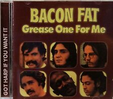 Bacon Fat Grease one for me (UK) CD