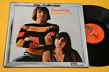 SONNY & CHER LP GREATEST GERMANY PRESS