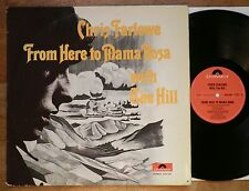Chris Farlowe - From here to Mama Rosa with the Hill - GER 1970 Polydor2425 029