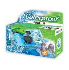 Fuji QuickSnap Waterproof Disposable One Time Use Camera 27 Exp. FRESH DATE