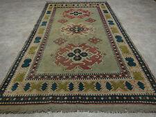 Wunderschöner handgeknüfter Teppich * Türkisch Kazak * 210 x 125 cm