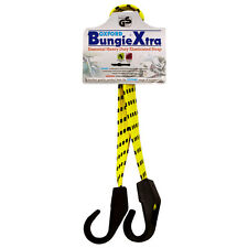 Oxford Bungie Xtra Motorcycle Essential Elasticated Straps 16mm x 900mm/36""