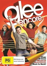 Glee Encore - DVD Region 4 VG Condition