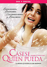 Casese Quien Pueda (Marry If You Can) DVD, Region 1, 2015