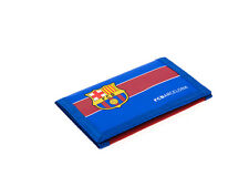 Official Football Club Crested NYLON WALLET   FC BARCELONA    FREE (UK) P+P