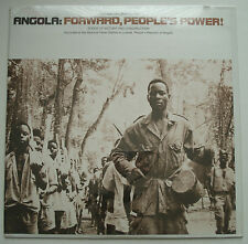 ANGOLA: FORWARD PEOPLE'S POWER Songs Of Victory & Construction PAREDON Sealed LP