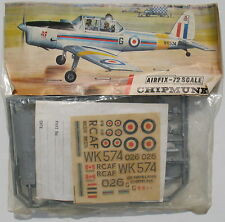 AIRFIX 134 - CHIPMUNK - 1:72 - Propeller Flugzeug Modellbausatz - Model Kit