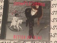 CD BITTER FLESH THING BETTER OFF DEAD ~MINT! RARE!! JUGGALO HORRORCORE METAL ICP