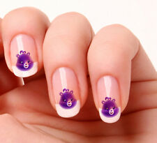 20 Nail Art Decals Transfers Stickers #531 - Care Bear