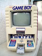 NINTENDO GAME BOY POCKET WORKING STORE DISPLAY W/ SUPER MARIO LAND 2 GAME WOW!!!
