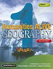 Humanities Alive Geography 1 for Victorian Essential Learning Standards Level 5…