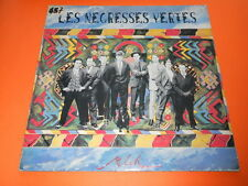 Less Negresses vertes - Mlah - LP