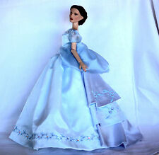 "CINDERELLA BALL GOWN  DRESS  16"" Ellowyne ANTOINETTE TYLER Wilde TONNER DOLL"