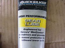"""Quicksilver Mariner HP Gear Lube Oil 92-802851Q 1 Mercury Outboard """"  10 Oz"""
