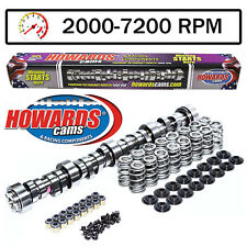 "HOWARD'S GM LS1 Cathedral Port 281/284 578""/587"" 112° Cam & Valve Springs Kit"