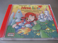 CD Hörspiel, Knister Hexe Lilli und Hektors verzwickte Drachenprüfung,Sony Music