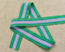 "United Nations Transitional Authority in Cambodia Medal Ribbon - 12"" FULL SIZE"