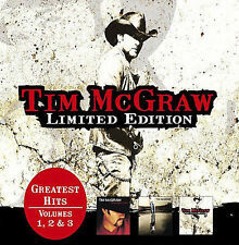 Greatest Hits: Limited Edition (3 CD) .. Tim McGraw