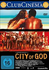 ALEXANDRE RODRIGUES,DOUGLAS SILVA LUIS OTÁVIO - CITY OF GOD-SINGLE   DVD NEU