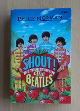 Shout! The True Story of the Beatles by Philip Norman - 1st Edition Corgi