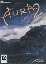 AURA 2 II The Sacred Rings Adventure PC Game NEW in BOX
