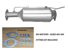 VOLVO C70 2.0TD (D4204T engine) 1/08-12/10 EXHAUST DIESEL PARTICULATE FILTER/DPF