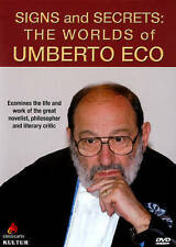 Signs and Secrets: The Worlds of Umberto Eco New DVD