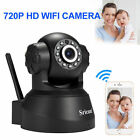 Wireless P2P IP Camera WIFI IR LED Pan/Tilt IP Webcam Network Night Vision Onvif