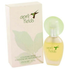 April Fields For Women By Coty Eau De Cologne Spray 0.375 oz