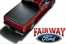 2015 thru 2016 F-150 OEM Genuine Ford Soft Roll-Up Tonneau Bed Cover 5.5' NEW