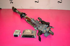 BMW 3 SERIES E46 316ti SE COMPACT ENGINE ECU KIT & STEERING COLUMN 7513965