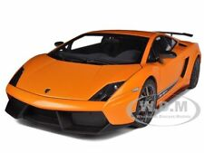 LAMBORGHINI GALLARDO LP570-4 SUPERLEGGERA MET.ORANGE 1/18 BY AUTOART 74656