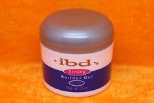 Super Value! Strong IBD UV Builder Gel Nail Art White 2oz/56g!