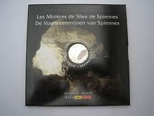 KMS CORSO set di monete BELGIO FDC 2011 in folder con la farbmedaille