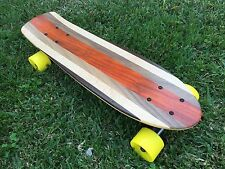 "Mini Cruiser Skateboard - Windansea ""Mini Croozer"" with Kicktail 22x7"