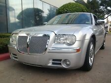 2005-2010 Chrysler 300 300C Chrome Mesh Bentley Grille w/Custom Bentley Wing
