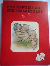 THE KEWPIES AND THE RUNAWAY BABY BY ROSIE O'NEILL  1993 1st AM PB Edition